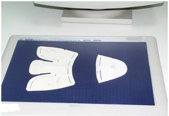 digitizing board