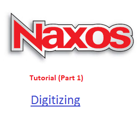 naxos tutorials part 1
