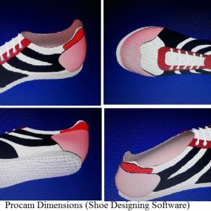 Footwear Cad Procam