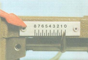 Calibration pointer