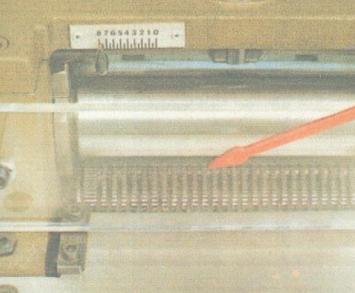 Transparent safety sheet